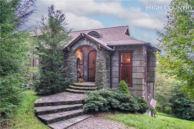 Blowing Rock Single Family Home For Sale: 157 Dogwood Lane