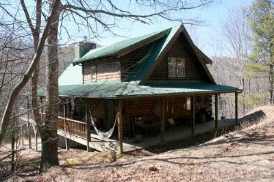 Ashe County Single Family Home Under Contract - Show: 262 Carla Court