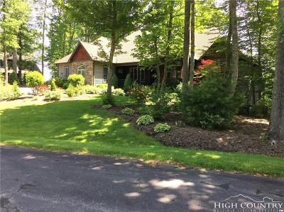 Avery County Single Family Home For Sale: 257 Cougar Run