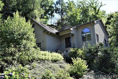 Avery County Single Family Home For Sale: 220 Puddingstone Parkway #Phase B-