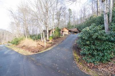 Watauga County Single Family Home Under Contract - Show: 214 Keeth Drive