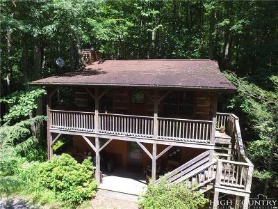 Watauga County Single Family Home For Sale: 649 Old Tweetsie Road