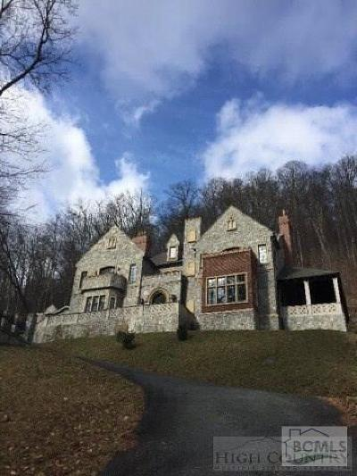Alexander County, Burke County, Caldwell County, Ashe County, Avery County, Watauga County Single Family Home For Sale: 5742 Nc Highway 194