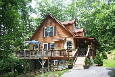 Avery County Single Family Home Under Contract - Show: 85 Sarahs Spring