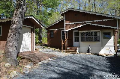 Caldwell County, Alexander County, Watauga County, Ashe County, Avery County, Burke County Single Family Home For Sale: 568 Windridge Road
