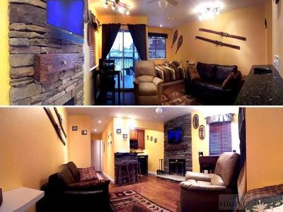 Beech Mountain Condo/Townhouse For Sale: 4107 301 Pinnacle Inn Road #4107