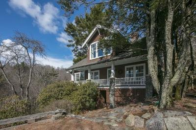 Blowing Rock Single Family Home For Sale: 250 Globe Road