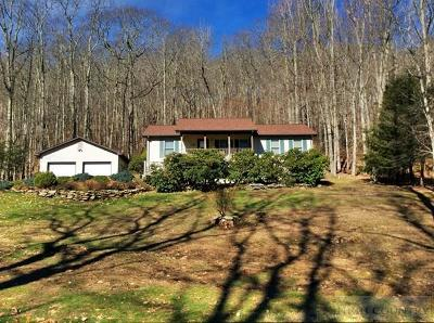 Alexander County, Caldwell County, Ashe County, Avery County, Watauga County, Burke County Single Family Home For Sale: 82 Summer Sweet