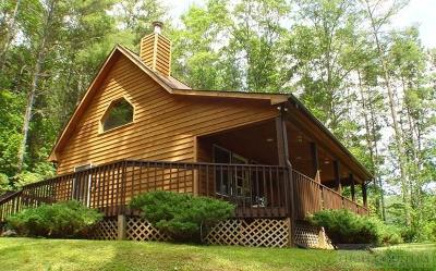 Ashe County Single Family Home For Sale: 264 Lake Front Drive