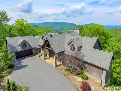 Alexander County, Burke County, Caldwell County, Ashe County, Avery County, Watauga County Single Family Home For Sale: 467 Boulder Creek Drive