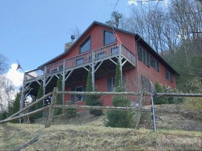 Ashe County Single Family Home Under Contract - Show: 869 Bare Hollow Road