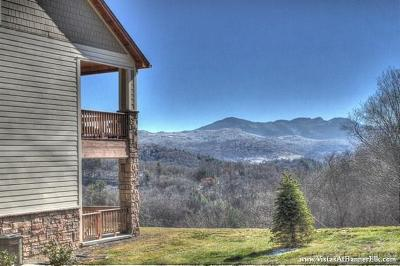 Avery County Condo/Townhouse For Sale: 494 Penny Lane