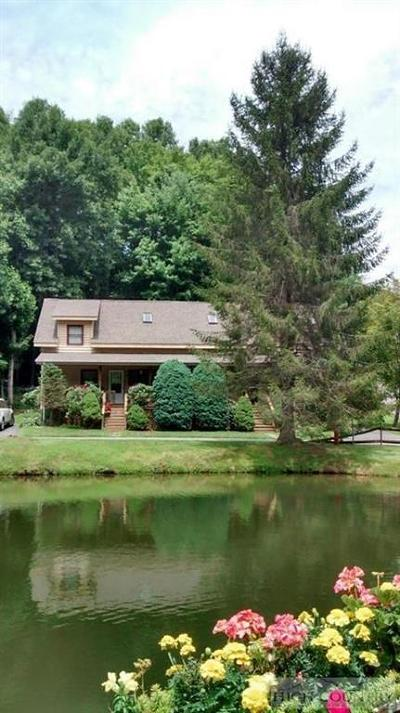 Watauga County Single Family Home For Sale: 138 The Ponds Road #A