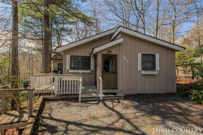 Alexander County, Caldwell County, Ashe County, Avery County, Watauga County, Burke County Single Family Home For Sale: 161 Ash Loop