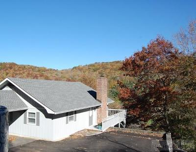 Avery County Single Family Home For Sale: 818 Hemlock Drive