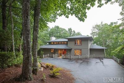 Lake Toxaway Single Family Home For Sale: 131 Homestead Rd.