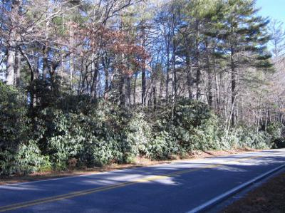 Cashiers, Glenville, Sapphire, Highlands, Scaly Mountain Residential Lots & Land For Sale: Us 64 E Hwy 64e