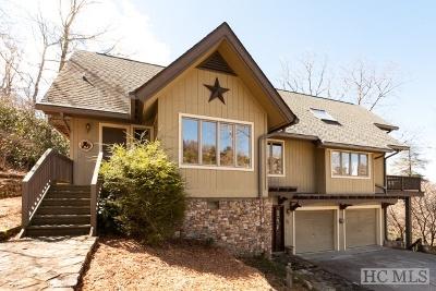 Highlands Falls Cc Single Family Home For Sale: 45 Salt Rock Court