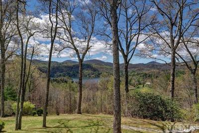 Cashiers, Glenville, Sapphire, Highlands, Scaly Mountain Single Family Home For Sale: 91 Lakeside Circle Drive