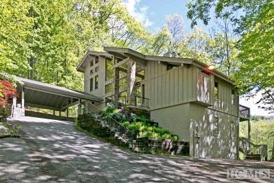 Cullasaja Club Single Family Home For Sale: 702 Lost Trail