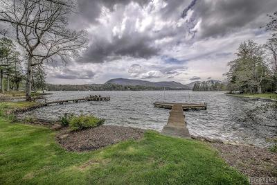 Lake Toxaway Condo/Townhouse For Sale: 26 Toxaway Point #5