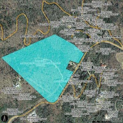 Cashiers, Glenville, Sapphire, Highlands, Scaly Mountain Residential Lots & Land For Sale: Tba Dillard Road