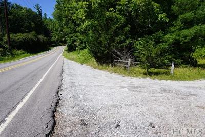 Highlands Commercial For Sale: Tbd Cashiers Road