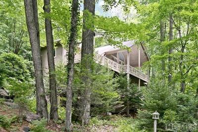Cullasaja Club Single Family Home For Sale: 600 Lost Trail