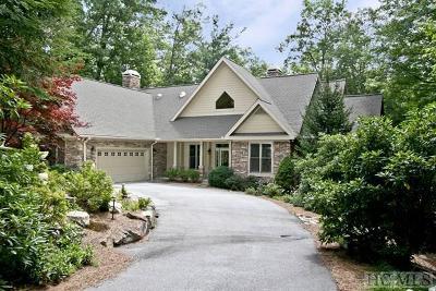 Cullasaja Club Single Family Home For Sale: 723 Lost Trail