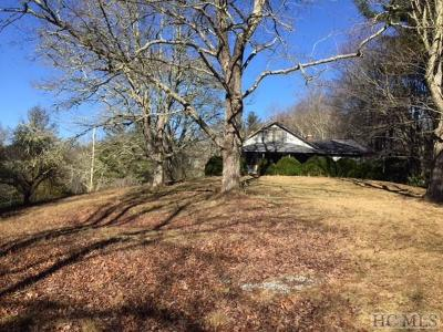 Highlands NC Commercial For Sale: $1,250,000