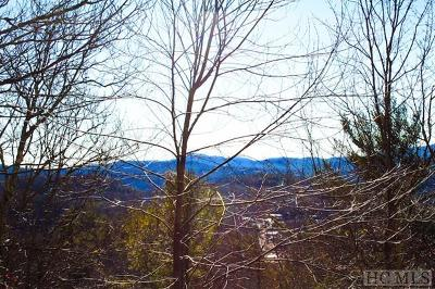 Cowee Mountain, Cowee Ridge Residential Lots & Land For Sale: Tbd Cowee Ridge Road