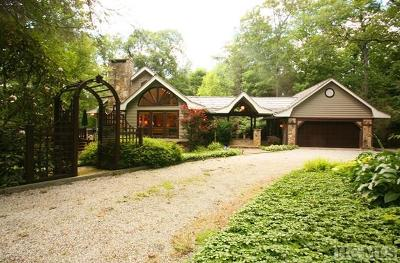 Cashiers, Glenville, Sapphire, Highlands, Scaly Mountain Single Family Home For Sale: 26 Lower Brushy Brushy Face Road
