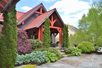 Cashiers, Glenville, Sapphire, Highlands, Scaly Mountain Single Family Home For Sale: 164 Twin Falls Court