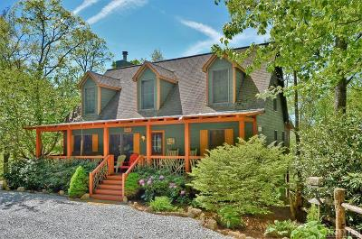 Highlands Single Family Home For Sale: 360 View Point Road