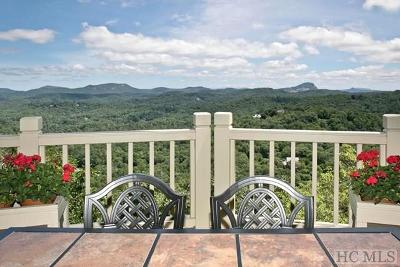Cashiers, Glenville, Sapphire, Highlands, Scaly Mountain Single Family Home For Sale: 289 Upper Brushy Face Road