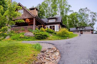 Scaly Mountain Single Family Home For Sale: 1942 Buck Knob Road