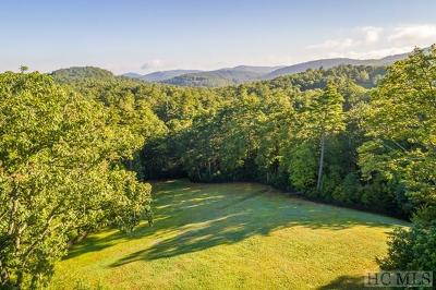 Cashiers, Glenville, Sapphire, Highlands, Scaly Mountain Residential Lots & Land For Sale: Mountain Meadow Lane
