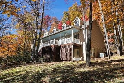 Sapphire Single Family Home For Sale: 150 Mayapple Drive