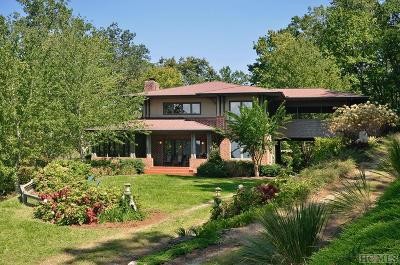 Scaly Mountain Single Family Home For Sale: 712 Lost Valley Road