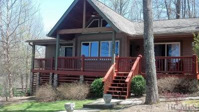 Sapphire Single Family Home For Sale: 381 Deer Run Road