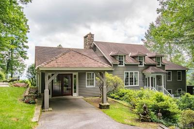 Cashiers, Glenville, Sapphire, Highlands, Scaly Mountain Single Family Home For Sale: 67 Sagee Drive