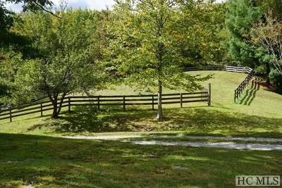 Cashiers, Glenville, Sapphire, Highlands, Scaly Mountain Residential Lots & Land For Sale: Tbd Dillard Road
