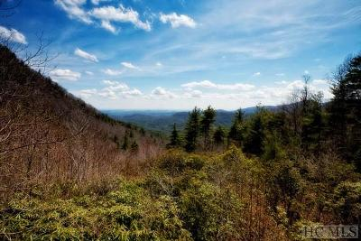 Cashiers, Glenville, Sapphire, Highlands, Scaly Mountain Residential Lots & Land For Sale: Tbd Bluevalley Falls Pointe