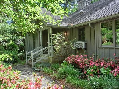 Sapphire Single Family Home For Sale: 77 S Horseshoe Drive
