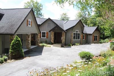 Cullasaja Club Single Family Home For Sale: 149 Lost Trail