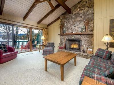Lake Toxaway Condo/Townhouse For Sale: 28 Toxaway Point #8