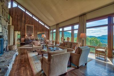 Wade Hampton Single Family Home For Sale: 429 Sassafras Trail