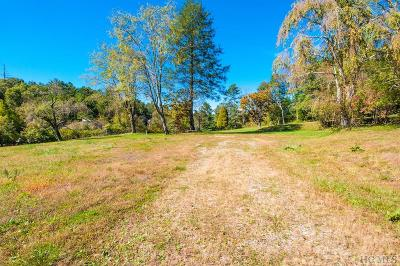 Cashiers, Glenville, Sapphire, Highlands, Scaly Mountain Residential Lots & Land For Sale: 149 Franklin Road