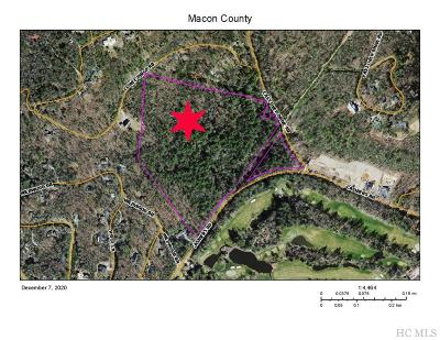 Cashiers, Glenville, Sapphire, Highlands, Scaly Mountain Residential Lots & Land For Sale: Us 64e