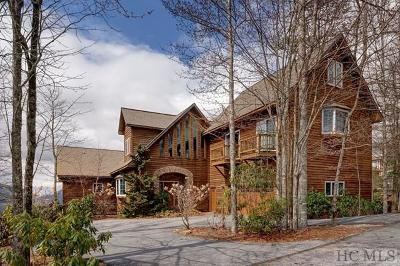 Sapphire NC Single Family Home For Sale: $850,000